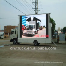 top selling JAC led outdoor display,4X2 p10 led display outdoor used
